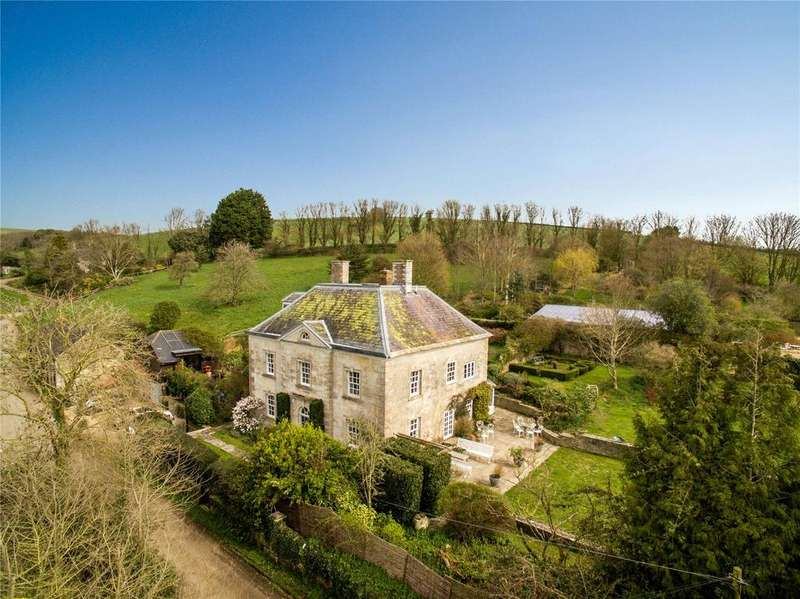 5 Bedrooms Detached House for sale in Rodden, Weymouth, DT3