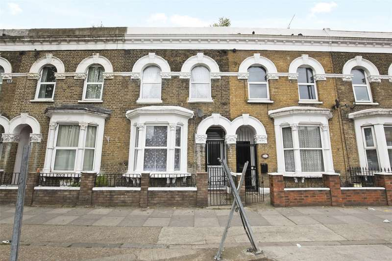 4 Bedrooms Terraced House for sale in Abbott Road, London, E14