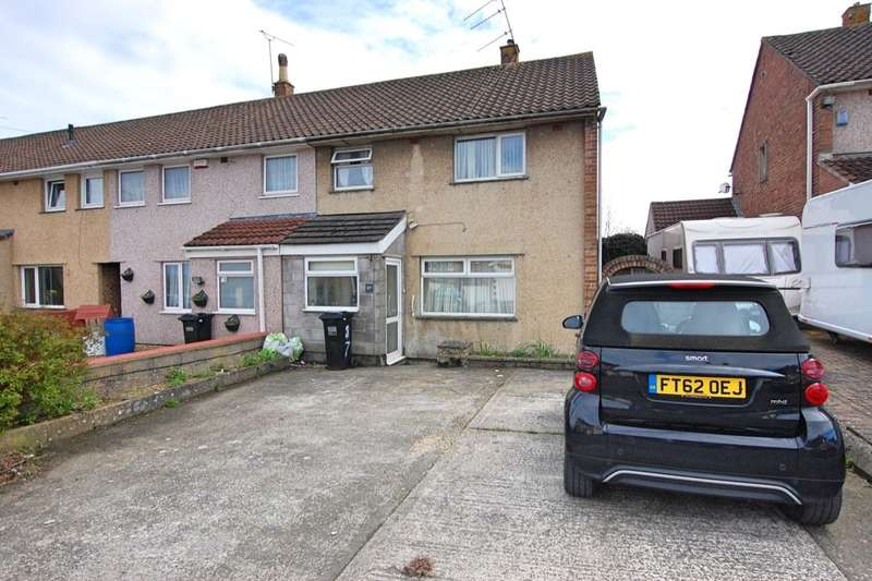 3 Bedrooms Semi Detached House for sale in Coronation Avenue, Keynsham, Bristol, BS31
