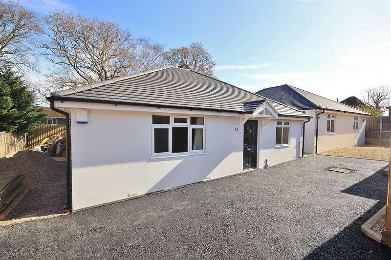 2 Bedrooms Bungalow for sale in Paddington Grove, Knighton Heath, Bournemouth