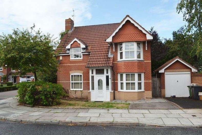 3 Bedrooms Property for sale in The Evergreens, Formby, Liverpool, Merseyside, L37 3RW