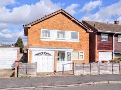 3 Bedrooms Detached House for sale in Ivydale Road, Thurmaston, Leicester, Leicestershire
