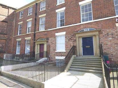 2 Bedrooms Flat for sale in Fishergate Hill, Preston, Lancashire, PR1