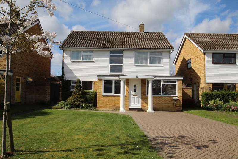 6 Bedrooms Detached House for sale in Marchwood Avenue, Emmer Green