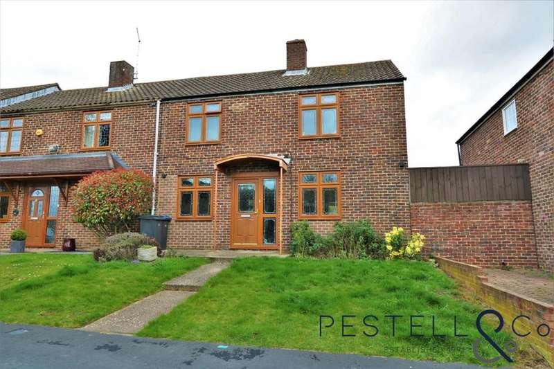 3 Bedrooms End Of Terrace House for sale in Westfield, Harlow
