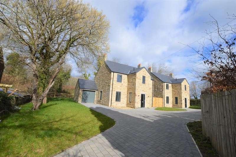 4 Bedrooms Detached House for sale in Burnside Yard, Stocksfield