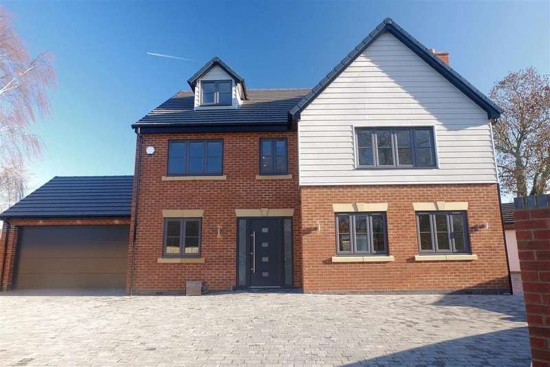 5 Bedrooms Detached House for sale in Willows Lane, Grendon, Atherstone