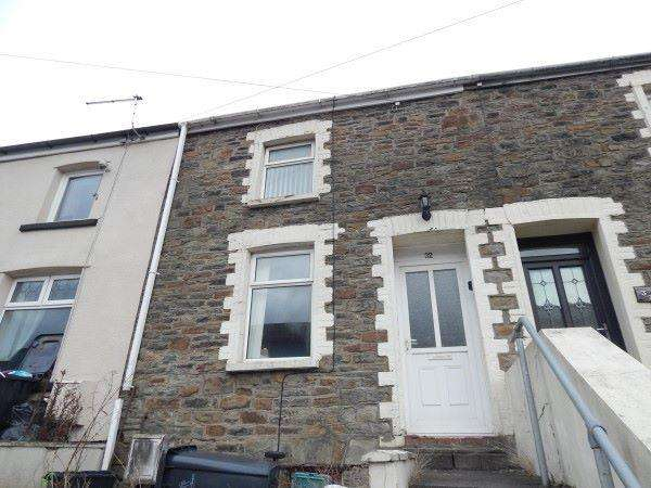 2 Bedrooms Terraced House for sale in Abertillery Road, Blaina. NP13 3DW