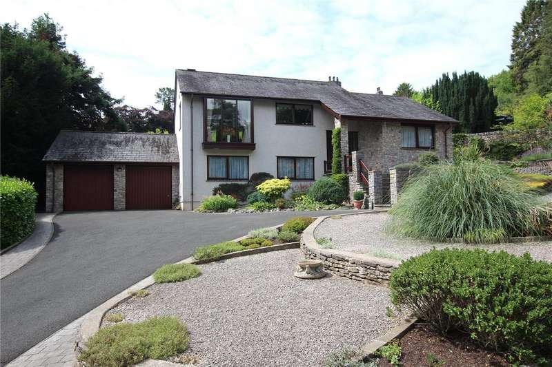 4 Bedrooms Detached House for sale in Laurel Bank, Brigsteer Road, Kendal, Cumbria