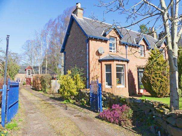 6 Bedrooms Detached Villa House for sale in Boat Brae, Rattray, Blairgowrie PH10