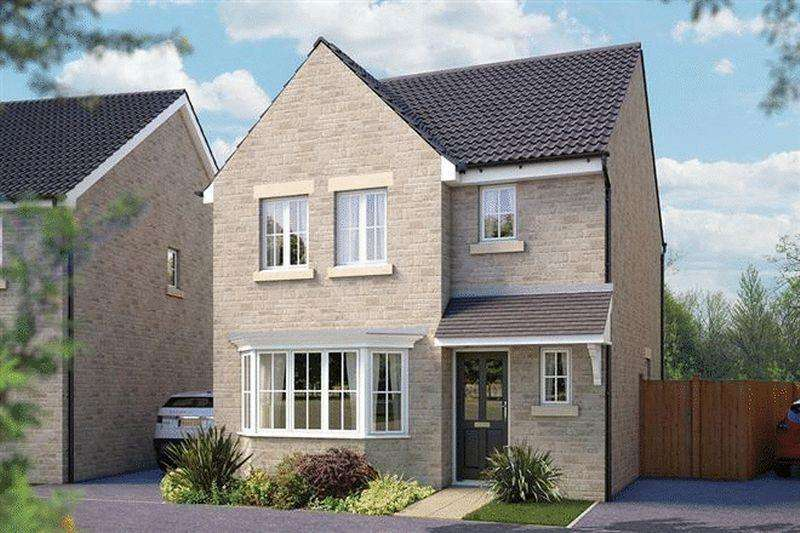 3 Bedrooms Detached House for sale in Centurion View, Coopers Edge Brockworth