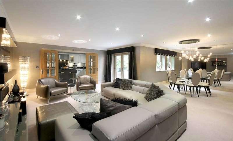 2 Bedrooms Flat for sale in Brockenhurst House, Brockenhurst Road, Ascot, Berkshire, SL5