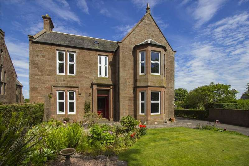 4 Bedrooms Detached House for sale in The Beeches, Colliston, By Arbroath, Angus, DD11