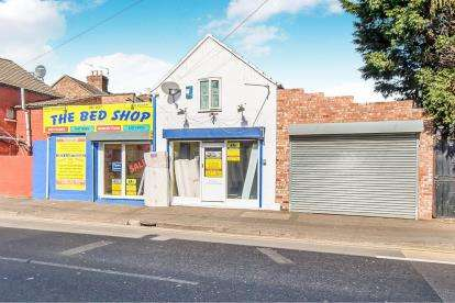 1 Bedroom House for sale in Taverners Road, Millfield, Peterborough, Cambridgeshire