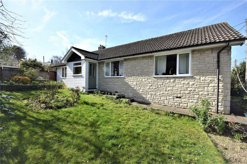 3 Bedrooms Detached Bungalow for sale in Stoke Street, Rodney Stoke, Somerset, BS27