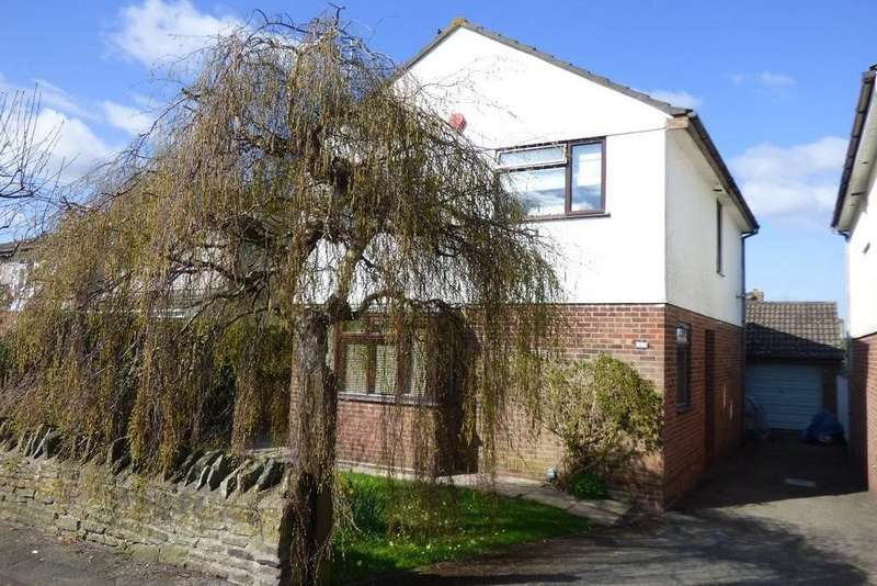 4 Bedrooms Detached House for sale in Roundways, Coalpit Heath