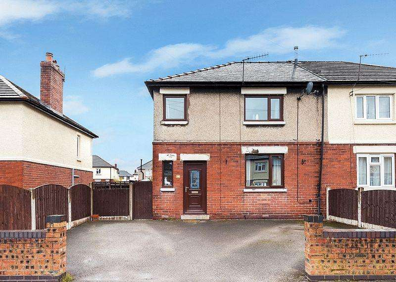 3 Bedrooms Semi Detached House for sale in Borough Road, Congleton