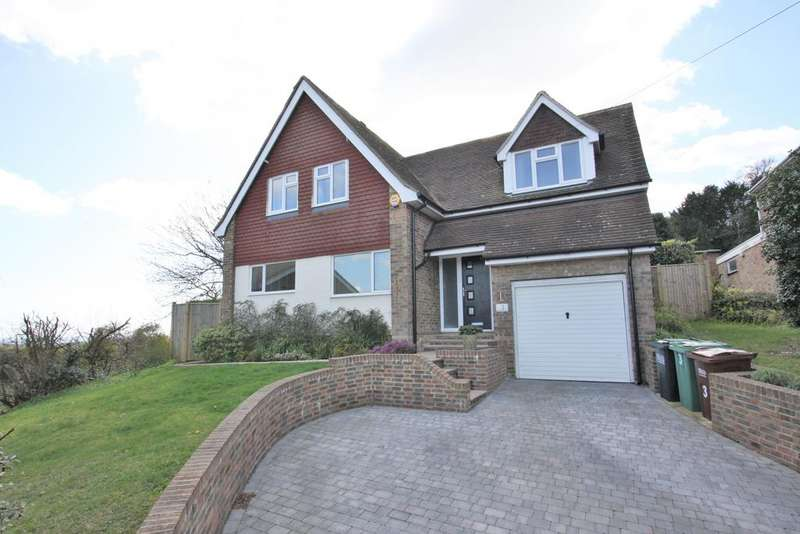 4 Bedrooms Detached House for sale in Old Mansion Close, Eastbourne BN20