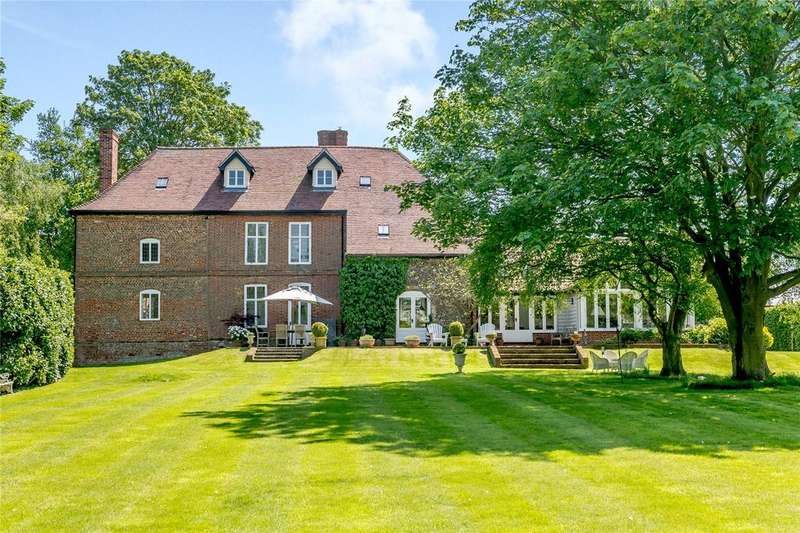 7 Bedrooms Detached House for sale in The Street, Drinkstone, Bury St. Edmunds, Suffolk