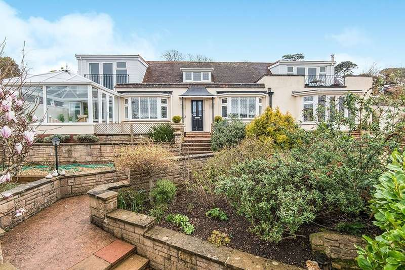 4 Bedrooms Detached House for sale in Beatlands Road, Sidmouth, EX10