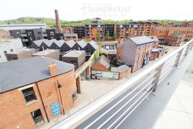 2 Bedrooms Apartment Flat for sale in Alma Street, Sheffield S3