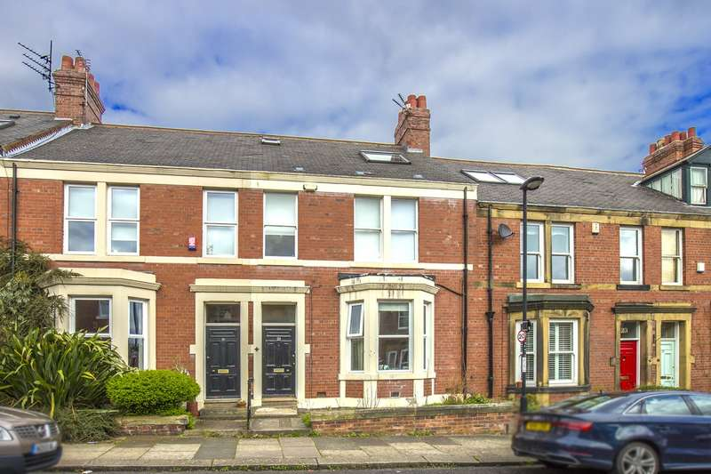 4 Bedrooms House for sale in Salisbury Gardens, Newcastle Upon Tyne