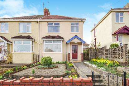 3 Bedrooms Semi Detached House for sale in Station Road, Kingswood, Bristol