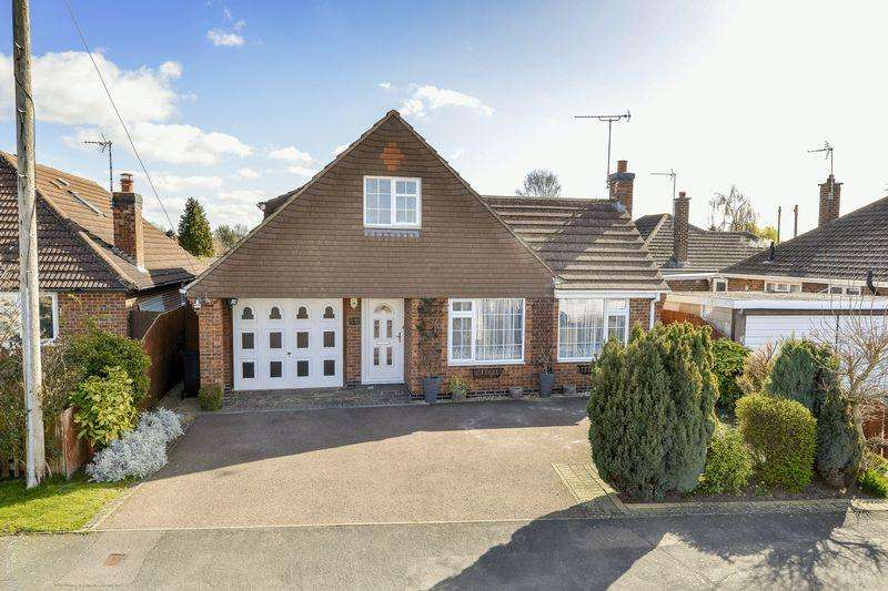3 Bedrooms Detached House for sale in Rochester Gardens, Market Harborough