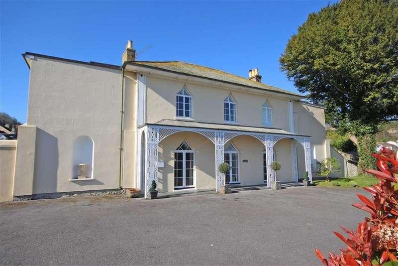 6 Bedrooms Detached House for sale in Milton Street, Higher Brixham, Brixham, TQ5