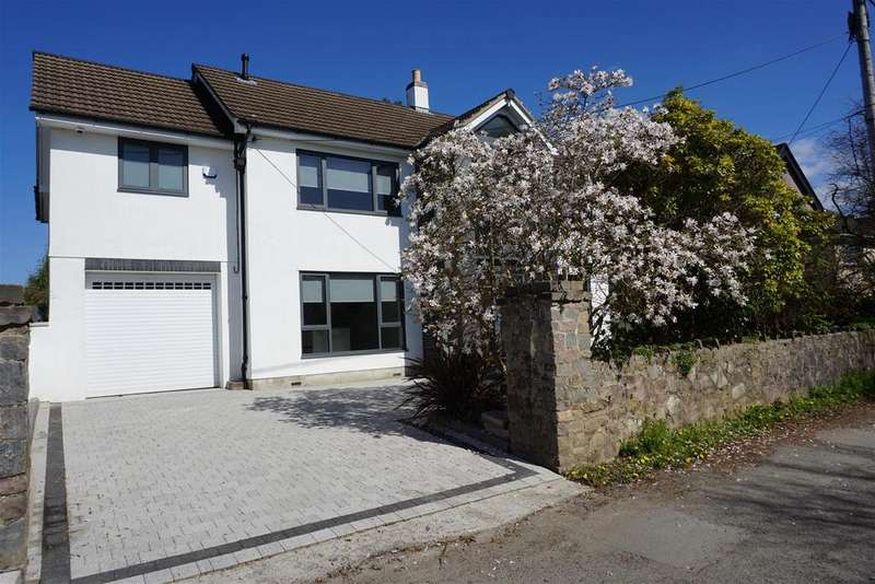 5 Bedrooms Detached House for sale in Plympton, Plymouth