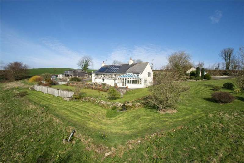 5 Bedrooms Detached House for sale in Chillaton, Lifton, PL16