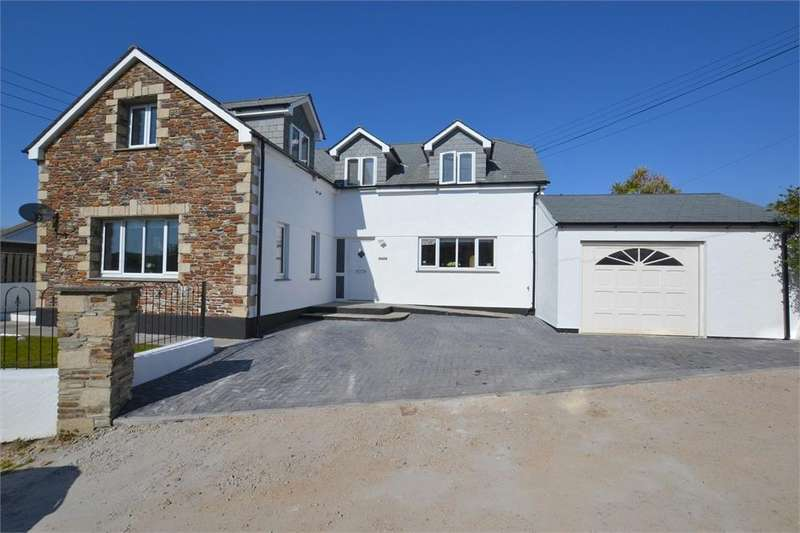 4 Bedrooms Detached House for sale in Penwerris Rise, PRAA SANDS