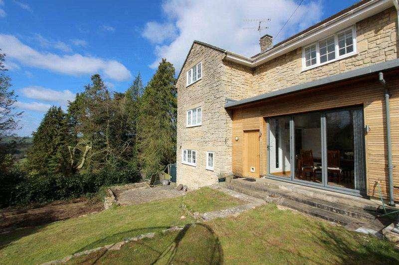 5 Bedrooms Semi Detached House for sale in Lower Kingsdown Road