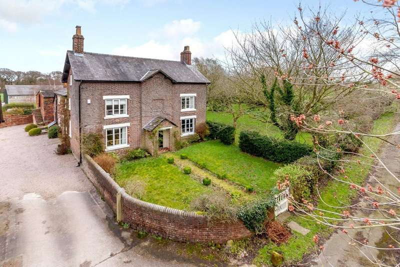 6 Bedrooms Detached House for sale in High Legh, Cheshire