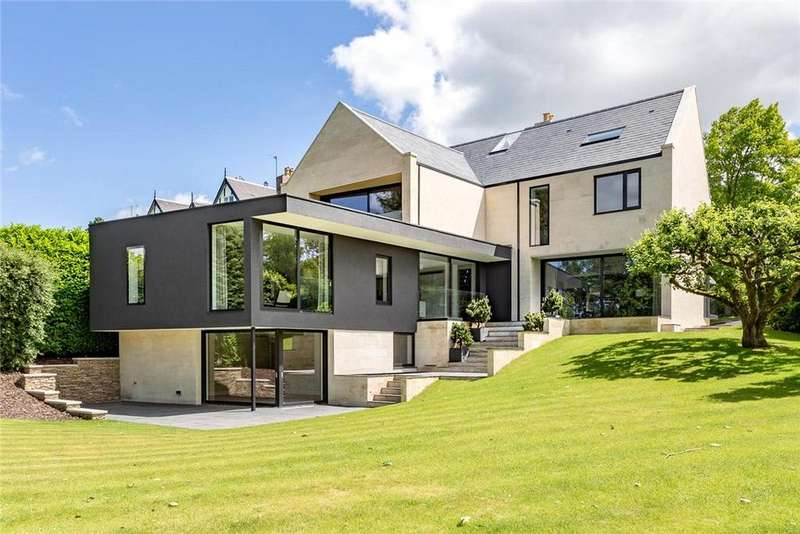 7 Bedrooms Detached House for sale in Ashley Road, Charlton Kings, Cheltenham, Gloucestershire, GL52