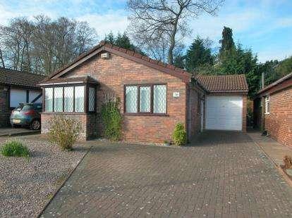 3 Bedrooms Bungalow for sale in Laurel Drive, Willaston, Neston, Cheshire, CH64
