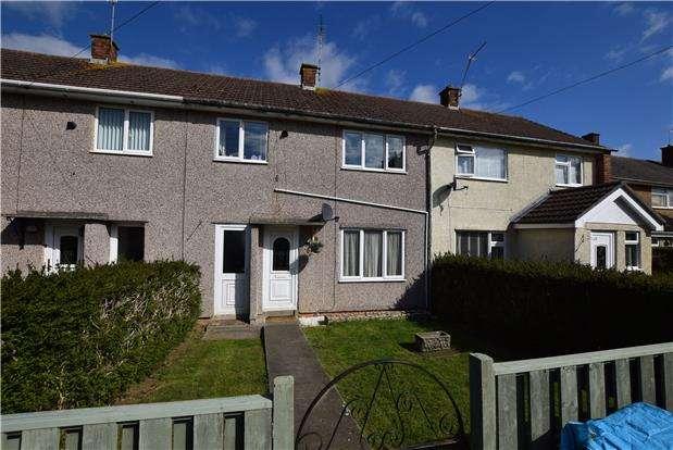 3 Bedrooms Terraced House for sale in Dartmouth Walk, Keynsham, BRISTOL, BS31 2NZ