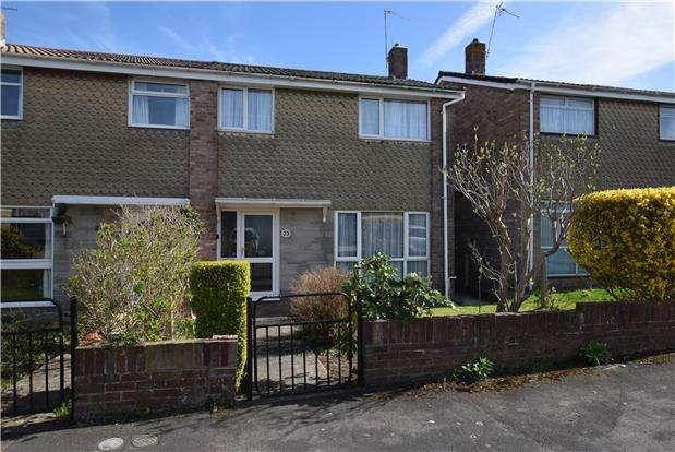 3 Bedrooms Semi Detached House for sale in Caroline Close, Keynsham, BRISTOL, BS31 2LF