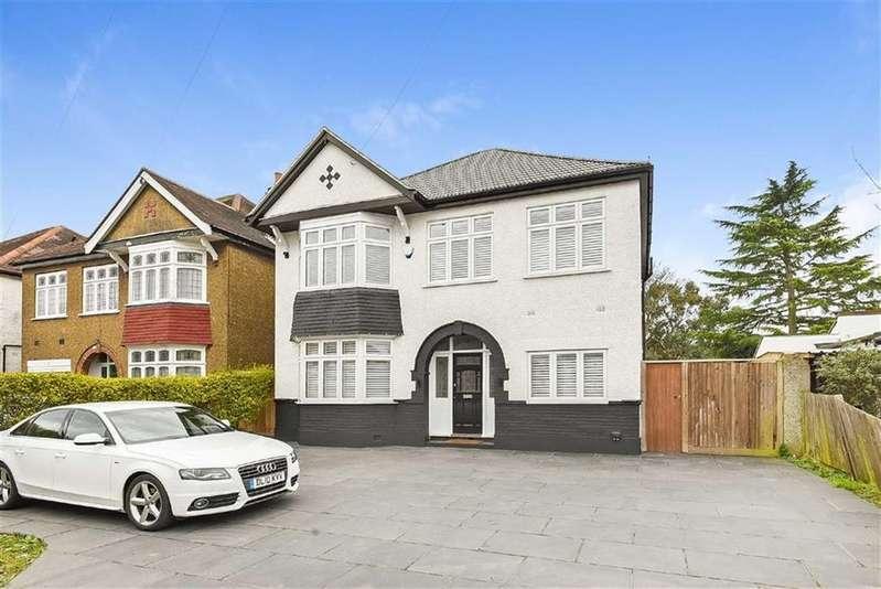 4 Bedrooms Detached House for sale in Addington Road, West Wickham, Kent