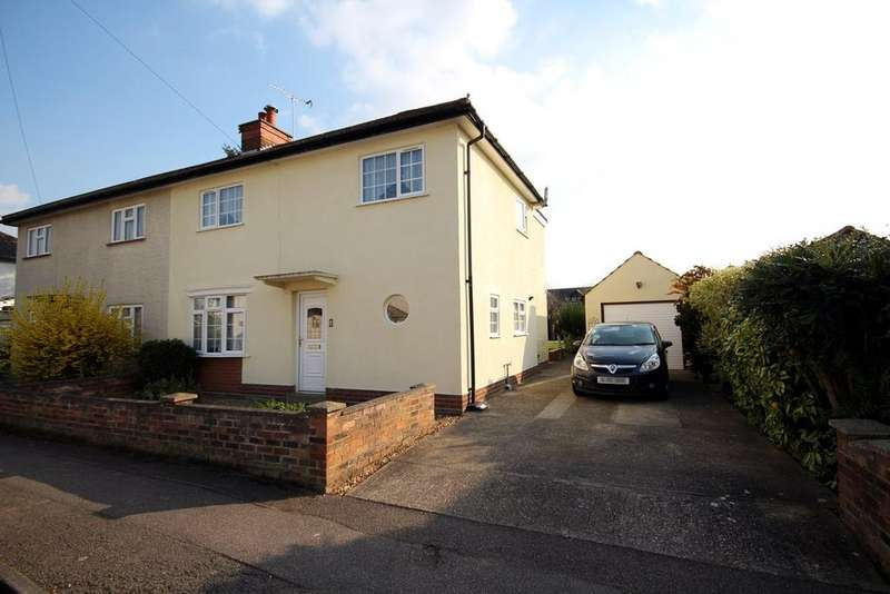 4 Bedrooms Semi Detached House for sale in Elm Road, Shefford, SG17