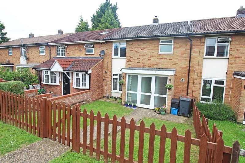 3 Bedrooms Terraced House for sale in Shephall View, Stevenage, SG1 1RL