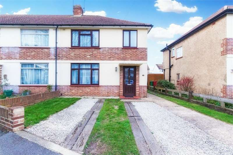 3 Bedrooms End Of Terrace House for sale in Ennerdale Crescent, Burnham, Berkshire
