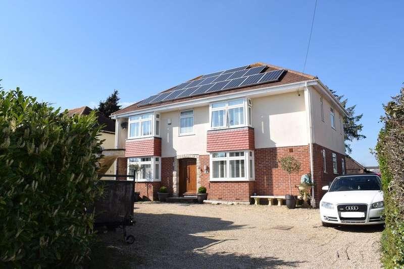 4 Bedrooms Detached House for sale in Worgret Road, Wareham BH20