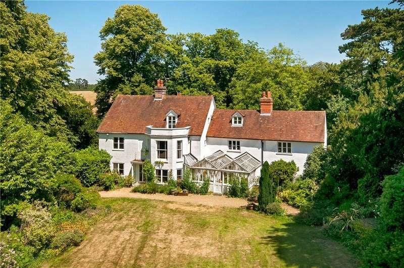 6 Bedrooms Detached House for sale in Hampton Hill, Swanmore, Southampton, Hampshire, SO32