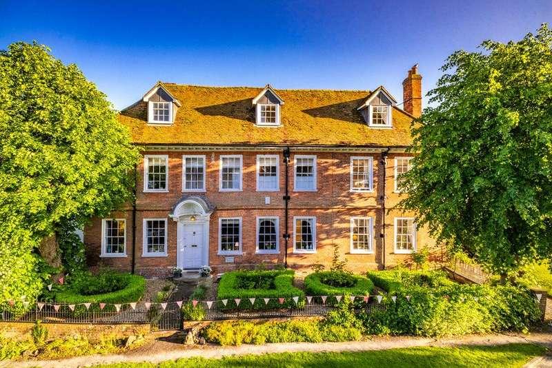 7 Bedrooms Detached House for sale in East Ilsley, Newbury, Berkshire