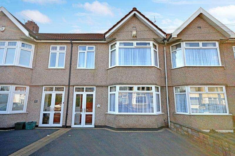 3 Bedrooms Terraced House for sale in Hendre Road, Ashton, Bristol