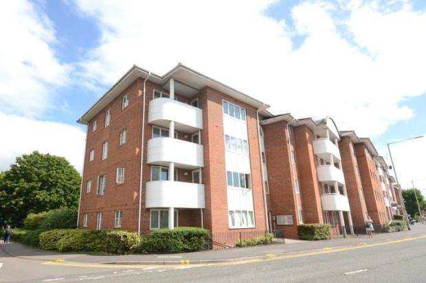 2 Bedrooms Apartment Flat for sale in Kings Oak Court, Queens Road, Reading