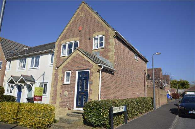 3 Bedrooms End Of Terrace House for sale in Bakers Ground, Stoke Gifford, BRISTOL, BS34 8GE