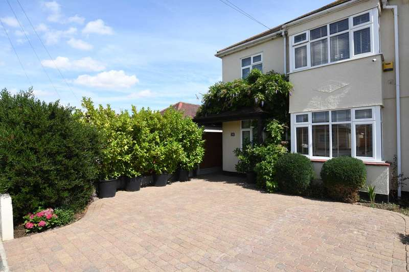4 Bedrooms Semi Detached House for sale in Guide Price ?375,000 to ?400,000