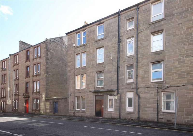 1 Bedroom Flat for sale in 46/12, Arthurstone Terrace, Dundee, DD4